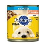 PEDIGREE LATA JUNIOR CARNE FRANGO PATE 280G