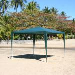 TENDA GAZEBO GREEN 3X3MT.